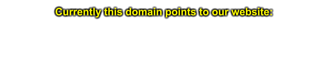 Currently this domain points to our website: